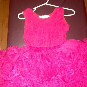 Popatu Dresses - Red popatu toddler dress!